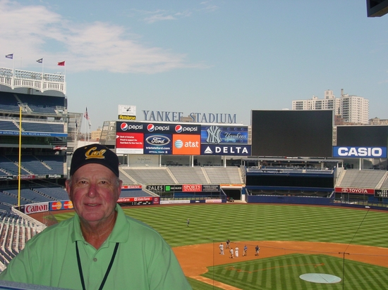 me and yankee stadium 2.JPG